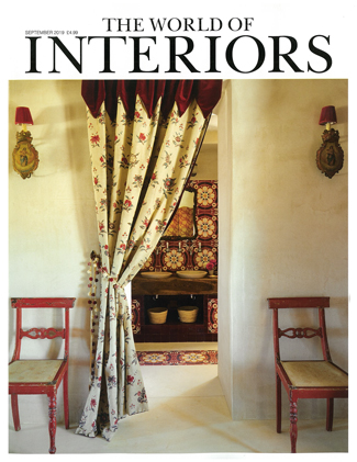 In the Press - World of Interiors September 2019